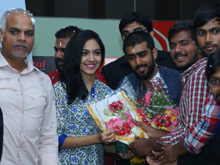 Pelli Choopulu Premiere Show at Vijayawada Photos