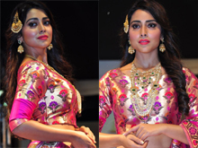 Shreya at The Wedding Vow Fashion Show Photos