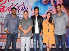 Srirastu Subhamastu Trailer Launch Photos