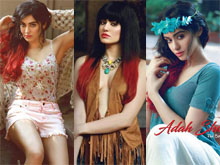 Adah Sharma Photo Shoot For ThnkMkt Magazine Photos