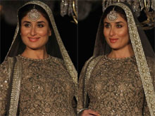 Kareena Kapoor at LFW Winter Festive 2016 Photos