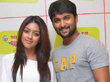 Majnu Song Launch at Radio Mirchi Photos