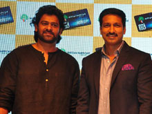 Prabhas Launch Well Care Health Card Photos