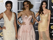 Heroines At GQ Awards Photos