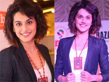 Taapsee At Big Bazar Fashion Show Photos