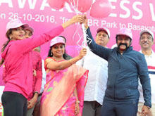 Breast Cancer Awareness Walk Photos