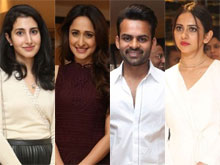 Celebs at Teach For Change Video Launch Photos