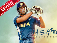 MS Dhoni The Untold Story Movie Review (REVIEW)