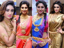 Manepally Jewellers Exclusive Dhanteras Collection Launch Photos