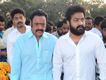 NTR Family Members at NTR Ghat Photos