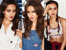 Neha Sharma Photo Shoot FOr Exibit Photos