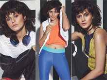 Tapsee Photo Shoot for Verve India Photos