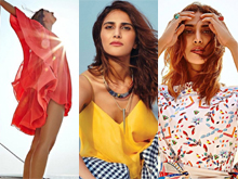 Vaani Kapoor Photo Shoot for Elle India Photos