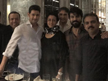 Namrata Birthday Celebrations Photos