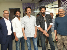 Ghazi Movie Success Meet Photos