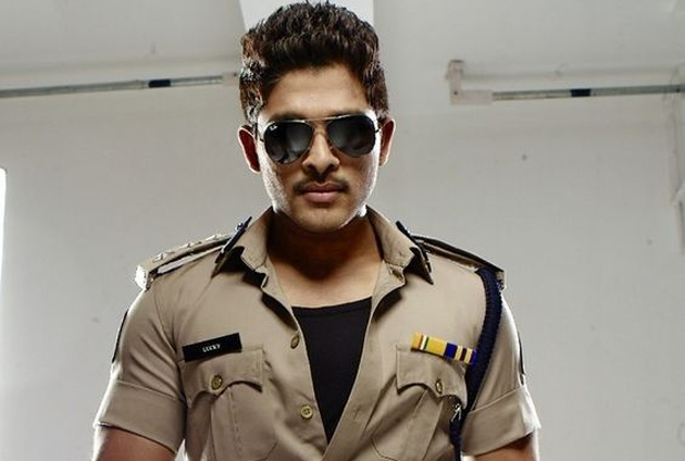 Allu Arjun Police Role In Dj Movie