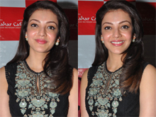 Kajal Launches Bahar Cafe Restaurant Photos