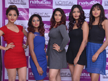 Natural Beauty Salon Launch Photos