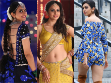 Rakul Preet Singh in Winner Movie Photos