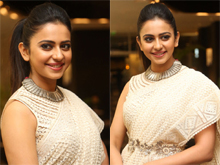 Rakul Preet singh At Winner Pre Release Function Photos