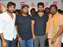 Sai Dharam Tej Launches Orugallu Ustav festival Poster at Hanamakonda Photos