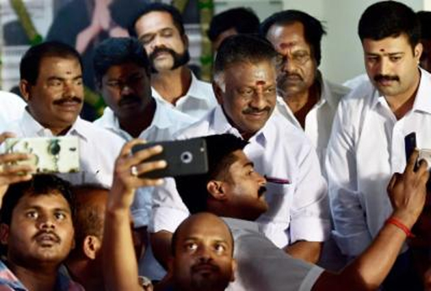 Why more MPs than MLAs support Panneerselvam?