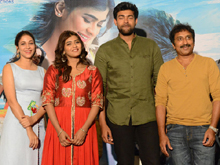 Mister Movie Trailer Launch Photos