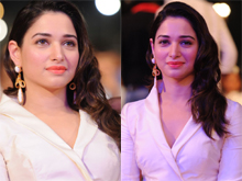 Tamanna At Baahubali 2  Pre Release Event Photos