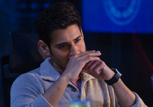 Mahesh Babu Spyder Movie New Photos