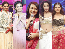 Zee Tv Apsara Award Photos