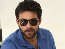 Varun Tej Mister Interview Photos