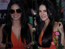 Add Shoot Of Larpa Sunglasses With Sunny Leone Photos