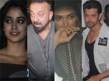 Celebs at Karan Johar Birthday Party Photos