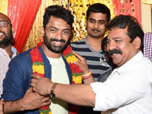 Grand Reception For Kalyan Ram in Chicago Photos