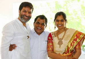 Trivikram New House Warming Ceremony Photos