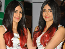 Adah Sharma Launches oppo f3 Photos