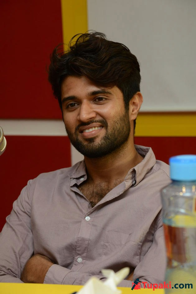 Arjun Reddy Song Launch @ Radio Mirchi Photos