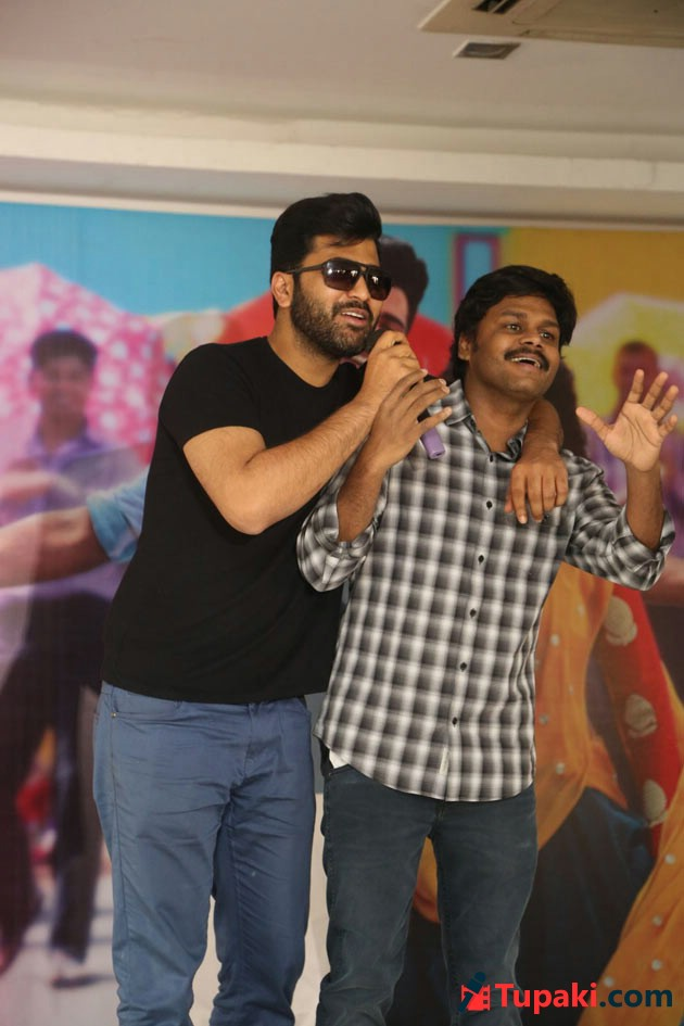 Radha Movie Sucessmeet Photos