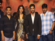 Allu Arjun DJ Movie Thank You Meet Photos - 2