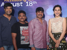 Anando Brahma Trailer Launch Photos