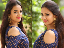 Poojitha Latest Photos
