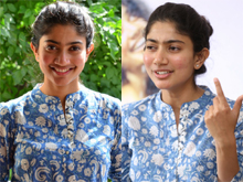 Sai Pallavi Fidaa Interview Photos