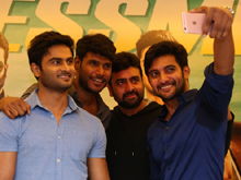Shamanthakamani Success Meet Photos