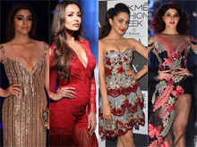 Celebs At Lakme Fasion Week 2017 Photos