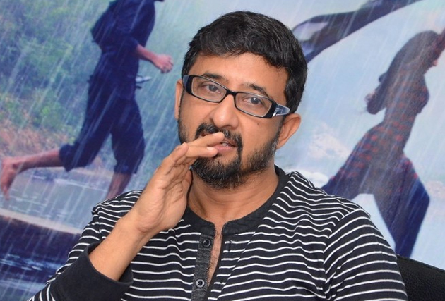 Director Teja turns Emotional For His son Death