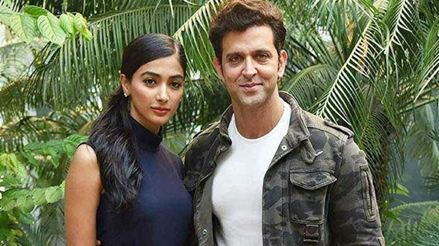 Hrithik Roshan the Guru of Pooja Hegde