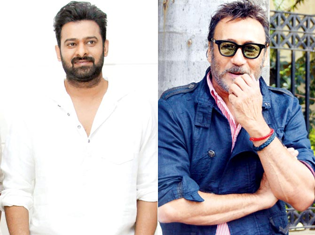 Jackie Shroff Villain For Prabhas Sahoo Movie