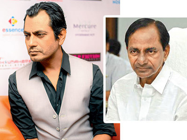 Nawazuddin Siddiqui to play Telangana CM KCR in His Biopic