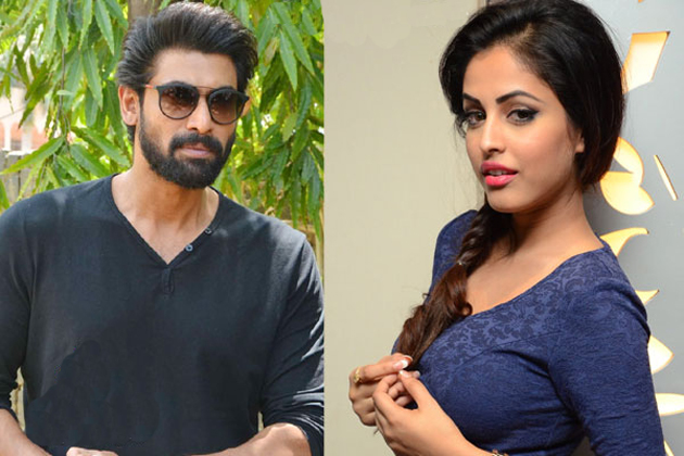 Priya Banerjee to team up with Rana in upcoming web series