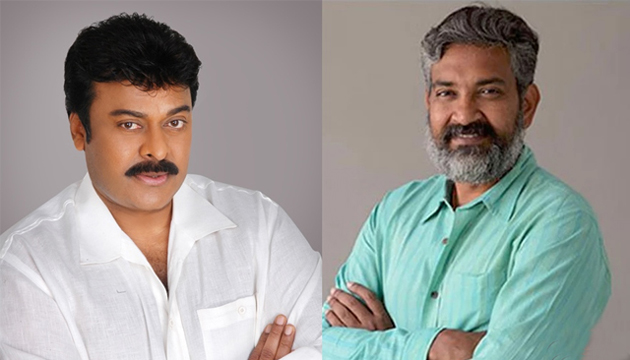 Rajamouli TO Launch Chiranjeevi Uyyalawada Narasimha Reddy Biopic First Look Motion poster